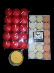 Produkttest der Gala Kerzen auf Baninana