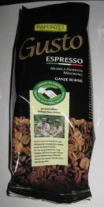 Baninana_Kaffeesolo_Rapunzel_Gusto_Bio Espresso_Kaffee