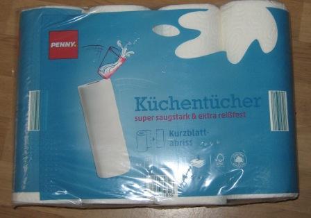 Küchentücher – Penny