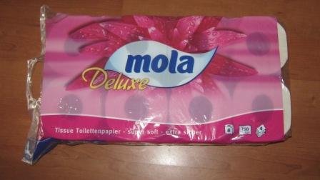 Toilettenpapier Mola Deluxe – Metsä Tissue