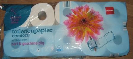 Toilettenpapier Comfort (Penny)
